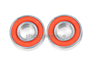Roulement 6301-2RSH/C3 - SKF