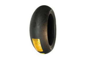 Pneu Compétition 190/60-17 TL SLICK CONTI RACE ATTACK SOFT