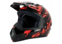 Cross S813N Noir Rouge FLuo Brillant