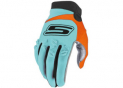 Gants Cross Bleu-Orange