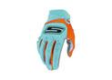 Gants Cross Bleu-OrangeF