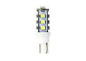 Ampoules de Veilleuse Wedge 12 LED 10W 12V - T10 SMD 3528