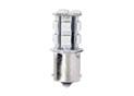 Ampoules de Projecteur 13 LED 3.3W Orange 12V - BA15S SMD 5050